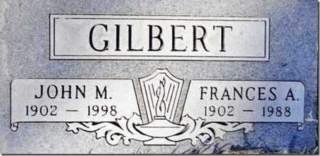 GILBERT, FRANCES A. - Yavapai County, Arizona   FRANCES A. GILBERT - Arizona Gravestone Photos