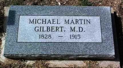 GILBERT, MICHAEL MARTIN - Yavapai County, Arizona | MICHAEL MARTIN GILBERT - Arizona Gravestone Photos