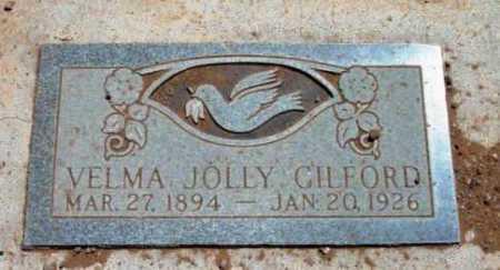 GILFORD, SALLY VELMA - Yavapai County, Arizona | SALLY VELMA GILFORD - Arizona Gravestone Photos