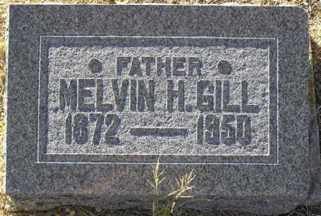 GILL, MELVIN H. - Yavapai County, Arizona | MELVIN H. GILL - Arizona Gravestone Photos