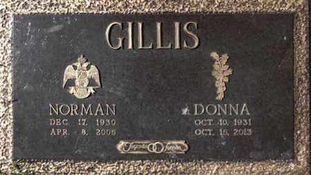 GILLIS, DONNA LOUISE - Yavapai County, Arizona | DONNA LOUISE GILLIS - Arizona Gravestone Photos