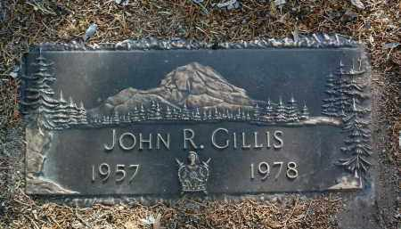 GILLIS, JOHN ROBERT - Yavapai County, Arizona | JOHN ROBERT GILLIS - Arizona Gravestone Photos