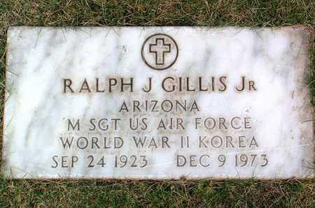 GILLIS, RALPH JESSE, JR. - Yavapai County, Arizona   RALPH JESSE, JR. GILLIS - Arizona Gravestone Photos