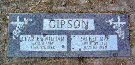 GIPSON, CHARLES WILLIAM - Yavapai County, Arizona | CHARLES WILLIAM GIPSON - Arizona Gravestone Photos