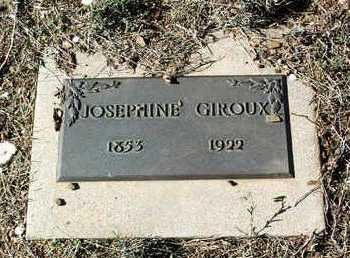 GIROUX, JOSEPHINE - Yavapai County, Arizona | JOSEPHINE GIROUX - Arizona Gravestone Photos