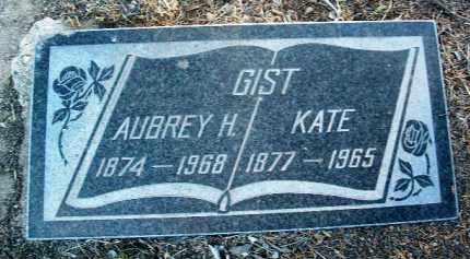 GIST, CATHERINE (KATE) - Yavapai County, Arizona | CATHERINE (KATE) GIST - Arizona Gravestone Photos