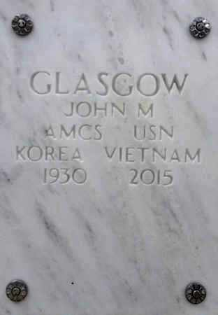 GLASGOW, JOHN MAYO - Yavapai County, Arizona | JOHN MAYO GLASGOW - Arizona Gravestone Photos