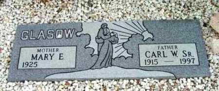 GLASOW, CARL W.,  SR. - Yavapai County, Arizona | CARL W.,  SR. GLASOW - Arizona Gravestone Photos