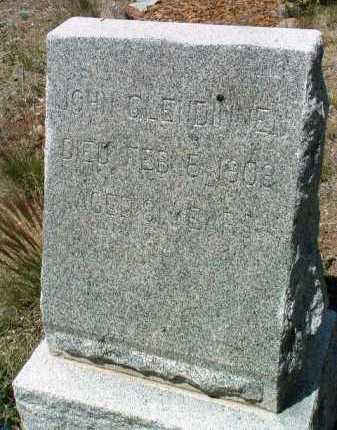GLENDINNEN, JOHN - Yavapai County, Arizona   JOHN GLENDINNEN - Arizona Gravestone Photos