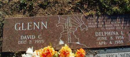 GLENN, DAVID C. - Yavapai County, Arizona | DAVID C. GLENN - Arizona Gravestone Photos