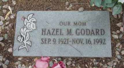 GODARD, HAZEL MARGA - Yavapai County, Arizona   HAZEL MARGA GODARD - Arizona Gravestone Photos