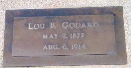 GODARD, LOUIS B. (LOU) - Yavapai County, Arizona | LOUIS B. (LOU) GODARD - Arizona Gravestone Photos