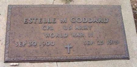 GODDARD, ESTELLE M. - Yavapai County, Arizona   ESTELLE M. GODDARD - Arizona Gravestone Photos