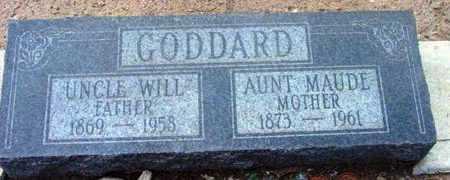 GODDARD, WILLIAM DEANCE - Yavapai County, Arizona   WILLIAM DEANCE GODDARD - Arizona Gravestone Photos