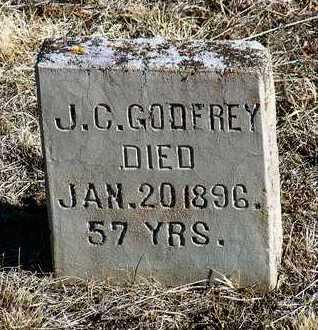 GODFREY, JOHN C. - Yavapai County, Arizona | JOHN C. GODFREY - Arizona Gravestone Photos