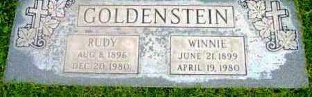 GOLDENSTEIN, FRANK - Yavapai County, Arizona | FRANK GOLDENSTEIN - Arizona Gravestone Photos