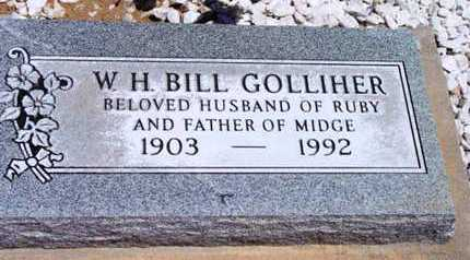 GOLLIHER, WILLIAM H. (BILL) - Yavapai County, Arizona | WILLIAM H. (BILL) GOLLIHER - Arizona Gravestone Photos