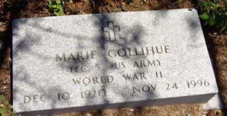 GOLLIHUE, MARIE - Yavapai County, Arizona | MARIE GOLLIHUE - Arizona Gravestone Photos