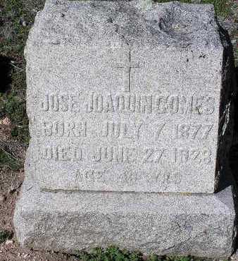 GOMES, JOSE JOAQUIN - Yavapai County, Arizona   JOSE JOAQUIN GOMES - Arizona Gravestone Photos