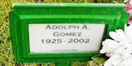 GOMEZ, ADOLPH A. - Yavapai County, Arizona | ADOLPH A. GOMEZ - Arizona Gravestone Photos