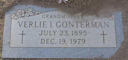 GONTERMAN, VERLIE I. - Yavapai County, Arizona | VERLIE I. GONTERMAN - Arizona Gravestone Photos