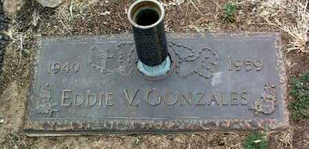 GONZALES, EDWARD VARGAS - Yavapai County, Arizona | EDWARD VARGAS GONZALES - Arizona Gravestone Photos