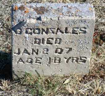GONZALES, GUADELUPE - Yavapai County, Arizona   GUADELUPE GONZALES - Arizona Gravestone Photos