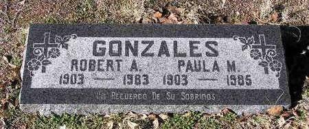 MEDINA GONZALES, PAULA - Yavapai County, Arizona   PAULA MEDINA GONZALES - Arizona Gravestone Photos