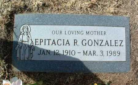 GONZALEZ, EPITACIA R. - Yavapai County, Arizona   EPITACIA R. GONZALEZ - Arizona Gravestone Photos