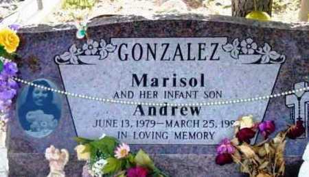 GONZALEZ, MARISOL - Yavapai County, Arizona | MARISOL GONZALEZ - Arizona Gravestone Photos