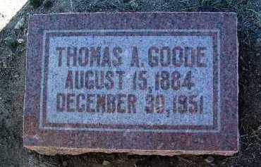 GOODE, THOMAS A. - Yavapai County, Arizona   THOMAS A. GOODE - Arizona Gravestone Photos