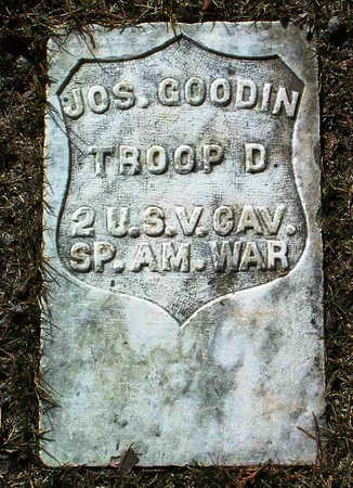GOODIN, JOSEPH - Yavapai County, Arizona | JOSEPH GOODIN - Arizona Gravestone Photos