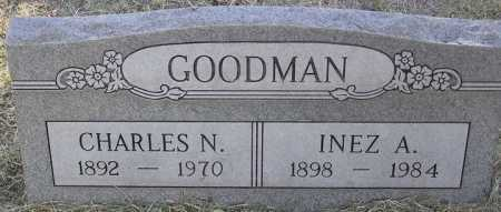 GOODMAN, INEZ ALVINA - Yavapai County, Arizona | INEZ ALVINA GOODMAN - Arizona Gravestone Photos