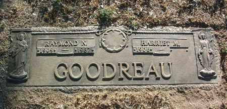 BURGO GOODREAU, HARRIET - Yavapai County, Arizona | HARRIET BURGO GOODREAU - Arizona Gravestone Photos