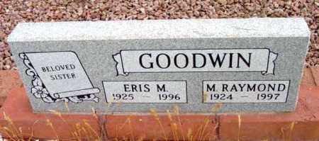 GOODWIN, ERIS M. - Yavapai County, Arizona | ERIS M. GOODWIN - Arizona Gravestone Photos