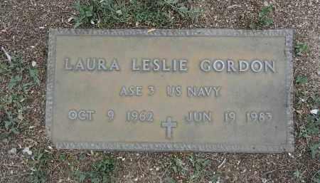 GORDON, LAURA LESLIE - Yavapai County, Arizona | LAURA LESLIE GORDON - Arizona Gravestone Photos