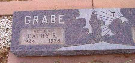 GRABE, CATHY R. - Yavapai County, Arizona | CATHY R. GRABE - Arizona Gravestone Photos