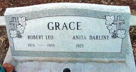 GRACE, ANITA DARLINE - Yavapai County, Arizona   ANITA DARLINE GRACE - Arizona Gravestone Photos