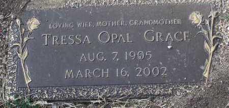 GRACE, TRESSA OPAL - Yavapai County, Arizona | TRESSA OPAL GRACE - Arizona Gravestone Photos