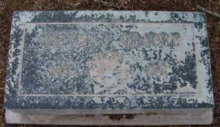GRADKE, VICTOR CLARENCE - Yavapai County, Arizona | VICTOR CLARENCE GRADKE - Arizona Gravestone Photos