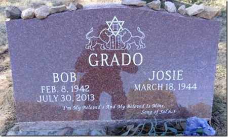 GRADO, JOSEPHINE MINERVA - Yavapai County, Arizona | JOSEPHINE MINERVA GRADO - Arizona Gravestone Photos