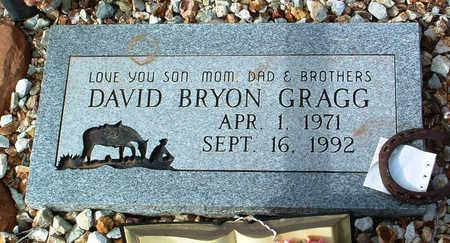 GRAGG, DAVID BYRON - Yavapai County, Arizona | DAVID BYRON GRAGG - Arizona Gravestone Photos