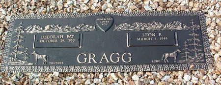GRAGG, LEON F. - Yavapai County, Arizona | LEON F. GRAGG - Arizona Gravestone Photos