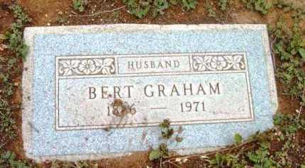 GRAHAM, BERT - Yavapai County, Arizona | BERT GRAHAM - Arizona Gravestone Photos