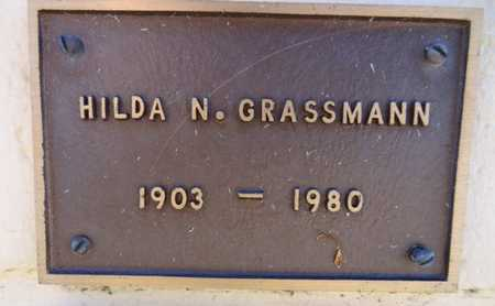 NORMAN GRASSMAN, H. - Yavapai County, Arizona | H. NORMAN GRASSMAN - Arizona Gravestone Photos