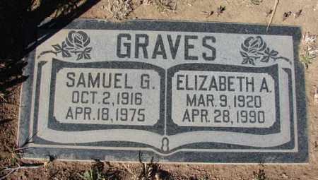 HENDERSON GRAVES, E. A. - Yavapai County, Arizona | E. A. HENDERSON GRAVES - Arizona Gravestone Photos