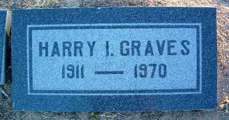 GRAVES, HARRY I. - Yavapai County, Arizona | HARRY I. GRAVES - Arizona Gravestone Photos
