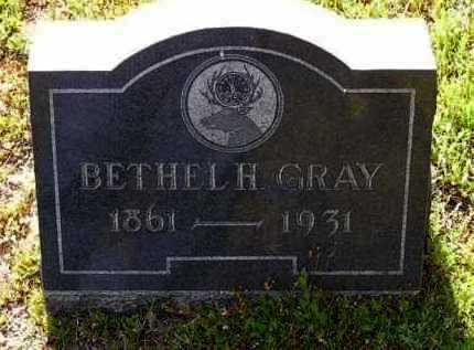 GRAY, BETHEL H. - Yavapai County, Arizona | BETHEL H. GRAY - Arizona Gravestone Photos
