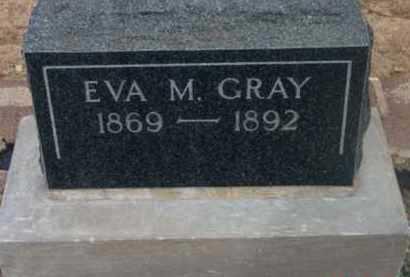 GRAY, EVA MARR - Yavapai County, Arizona | EVA MARR GRAY - Arizona Gravestone Photos