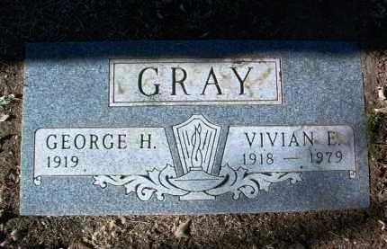 GRAY, GEORGE H. ARZO - Yavapai County, Arizona | GEORGE H. ARZO GRAY - Arizona Gravestone Photos